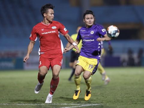 Cập nhật trực tiếp V-League 2021: Viettel vs Hải Phòng. SLNA vs Bình Định