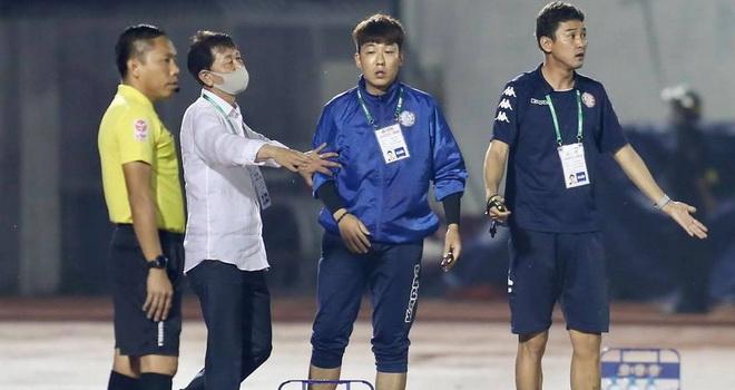 bóng đá Việt Nam, tin tức bóng đá, CLB TPHCM, HLV Chung Hae Seong, TPHCM sa thải HLV, kiatisuk, V League, lịch thi đấu V League, Công Phượng, Tiến Dũng
