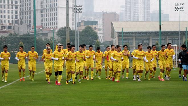 Trực tiếp bóng đá giao hữu đội tuyển Việt Nam vs U22 Việt Nam