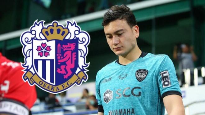 Nc247info tổng hợp: Cerezo Osaka xác nhận chiêu mộ thủ môn Văn Lâm