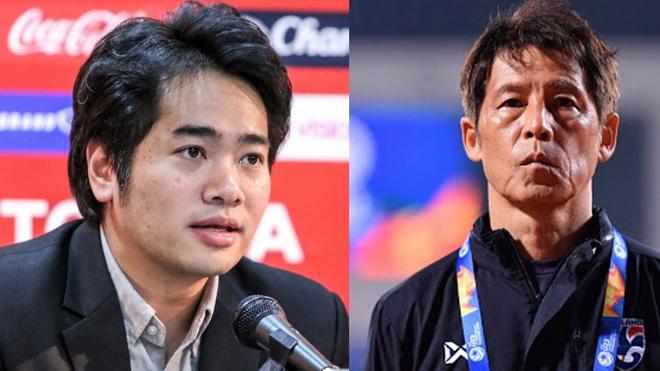 bóng đá Việt Nam, tin tức bóng đá, bong da, tin bong da, Thái Lan, HLV Nishino, Akira Nishino, vòng loại World Cup, lịch thi đấu vòng loại World Cup