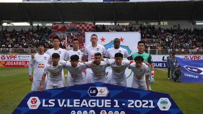 Cập nhật trực tiếp bóng đá LS V-League: HAGL vs TPHCM. Hải Phòng vs Quảng Ninh