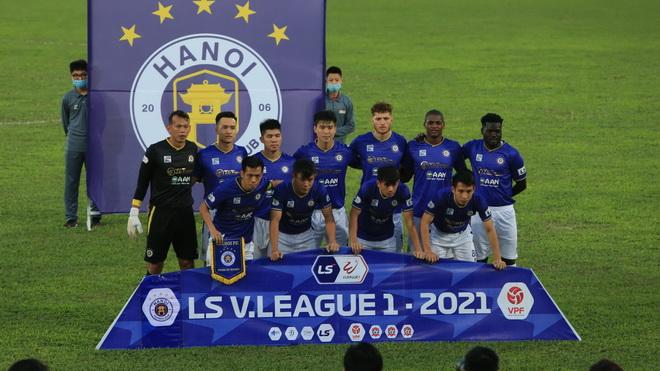 Cập nhật trực tiếp bóng đá LS V-League: Hà Nội vs Hà Tĩnh. Thanh Hóa vs Đà Nẵng. Bình Định vs Bình Dương
