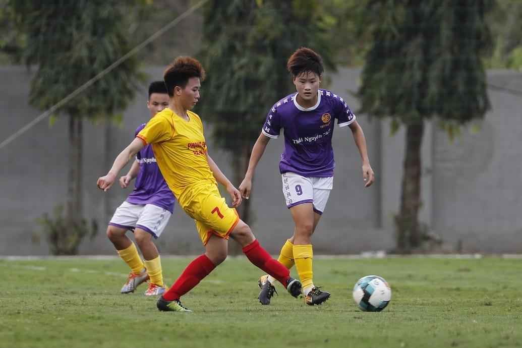bóng đá Việt Nam, tin tức bóng đá, bong da, tin bong da, giải bóng đá nữ VĐQG, tuyển nữ Việt Nam, Mai Đức Chung, SEA Games, Phong Phú Hà Nam, Hà Nội 1, TPHCM 1