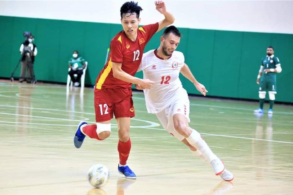 Truc tiep bong da, Việt Nam vs Lebanon, trực tiếp futsal Việt Nam, trực tiếp Play-off World Cup 2021, xem trực tiếp bóng đá Việt Nam hôm nay, trực tiếp bóng đá Futsal