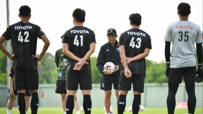 bóng đá Việt Nam, vòng loại World Cup, tuyển Việt Nam, Tuyển Thái Lan, Akira Nihshino, bảng G vòng loại World Cup, lịch thi đấu bảng G vòng loại World Cup