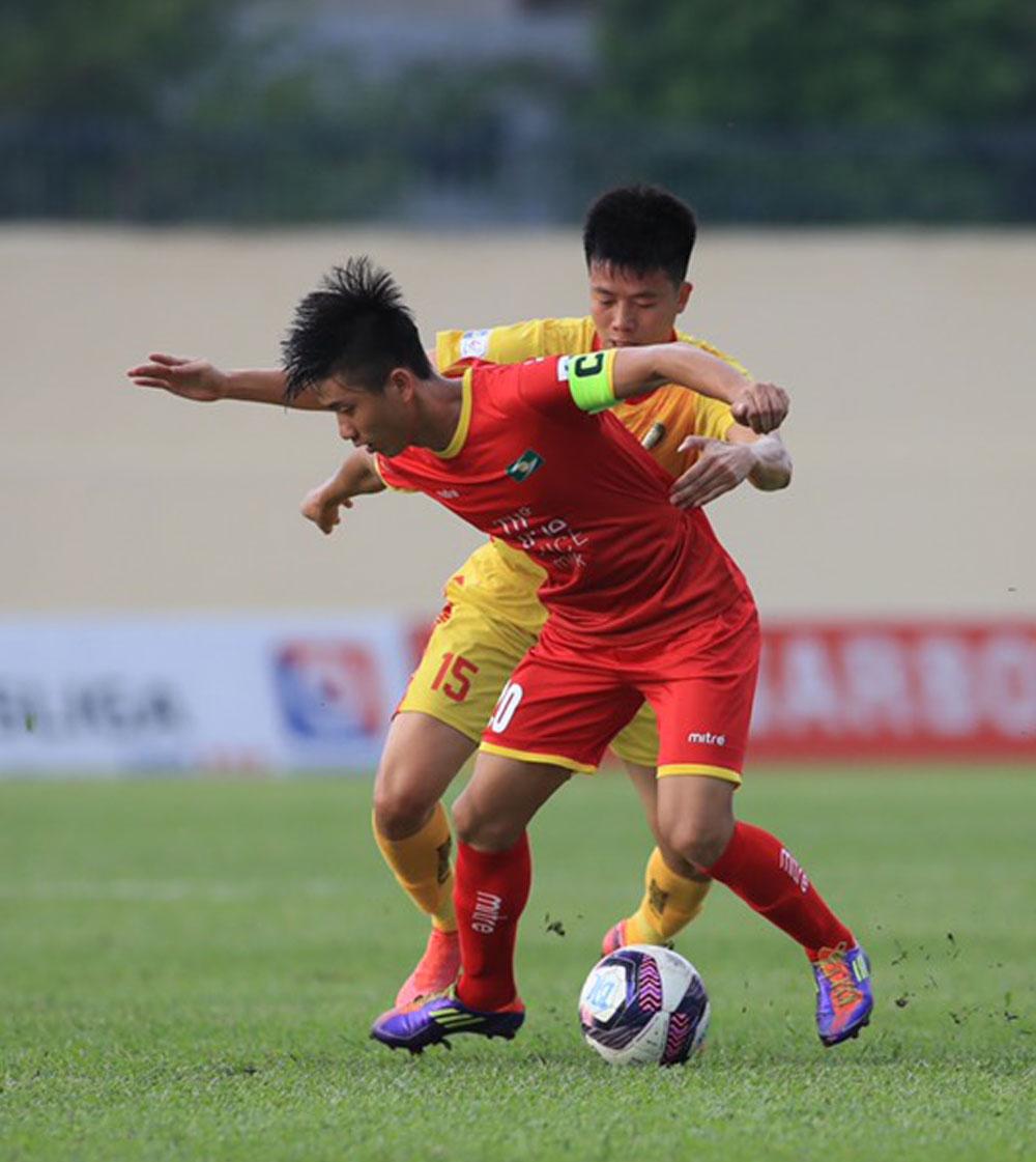 bóng đá Việt Nam, tin tức bóng đá, SLNA, V-League, SLNA vs Hà Nội, lịch thi đấu vòng 13 V-League, BXH V-League, cầu thủ SLNA thành F2 của bệnh nhân COVID-19
