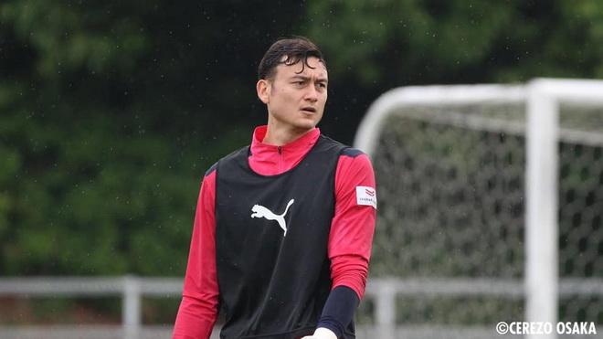 Thủ môn Văn Lâm: 'Tôi rất vui khi được tập trung đội tuyển Việt Nam