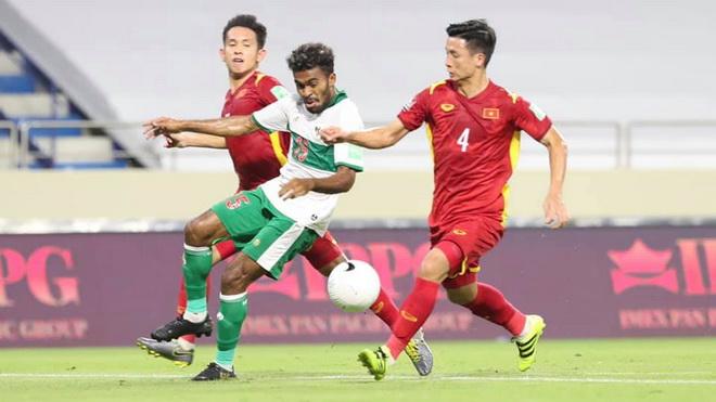 Kết quả bóng đá Việt Nam 4-0 Indonesia, xếp hạng bảng G vòng loại World Cup 2022, Việt Nam vs Malaysia, HLV Shin Tae Yong, Park Hang Seo, Quang Hải, Tiến Linh