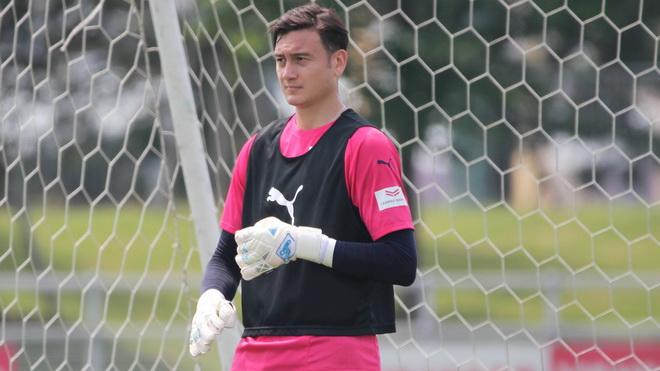 Văn Lâm được đăng ký tại AFC Champions League