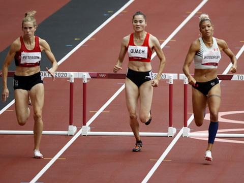 Olympic 2021 của đoàn Việt Nam 31/7: Quách Thị Lan vào bán kết 400m vượt rào nữ