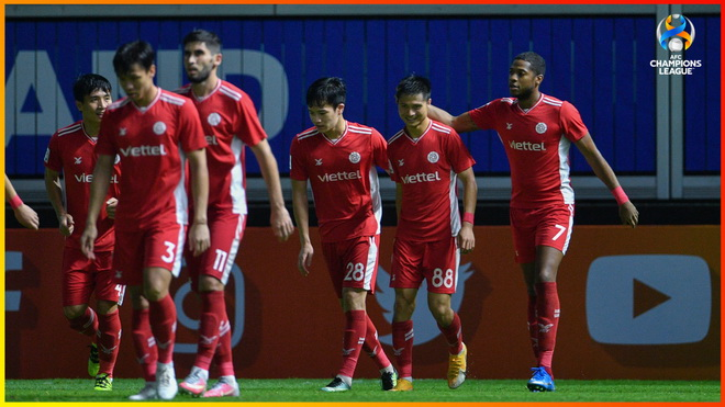 Link xem trực tiếp Viettel vs BG Pathum United. VTC3 trực tiếp bóng đá Cúp C1 châu Á