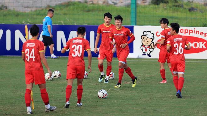 bóng đá Việt Nam, tin tức bóng đá, bong da, tin bong da, dtvn, Park Hang Seo, VFF, trực tiếp đội tuyển Việt Nam tập luyện, vòng loại cuối World Cup 2022, VFF