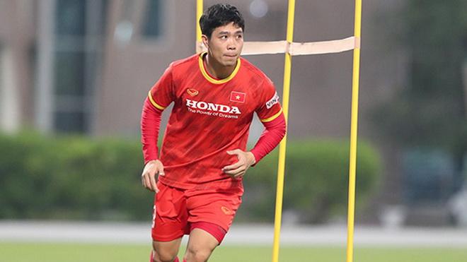 Đội tuyển Việt Nam bổ sung Công Phượng đấu Trung Quốc và Oman