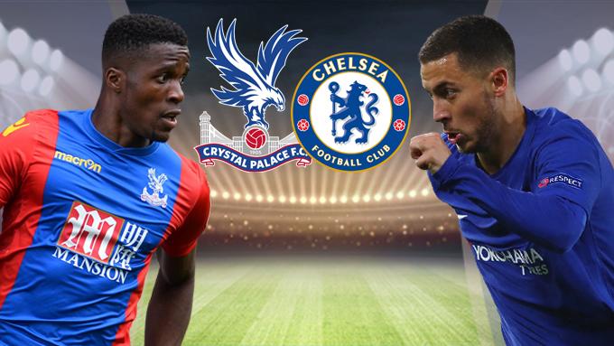 Man City 7-2 Stoke, Crystal Palace 2-1 Chelsea: Man City xây chắc ngôi đầu, Chelsea thất bại