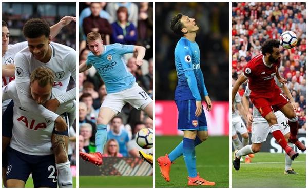 10 điểm nhấn Premier League vòng 8: De Bruyne ấn tượng.  De Gea luôn tìm ra lối đi. Chelsea cần Kante...