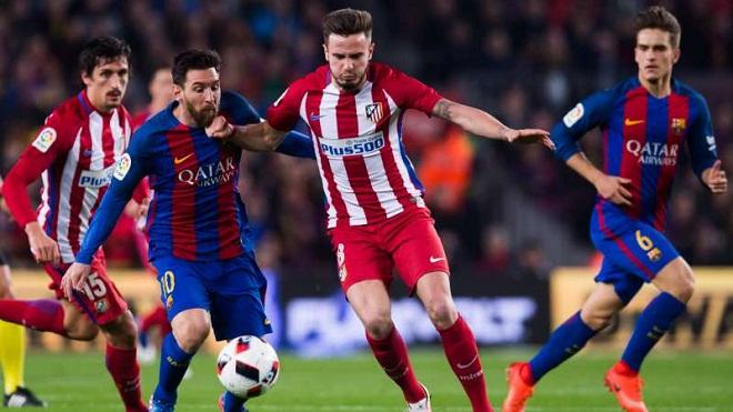 Mượn Barca làm đòn bẩy, Saul Niguez đòi tăng lương tại Atletico