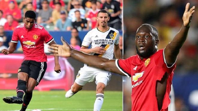 Mourinho: 'Lukaku và Rashford sẽ là cặp song sát. Man United đã không phí thời gian vì Ronaldo'