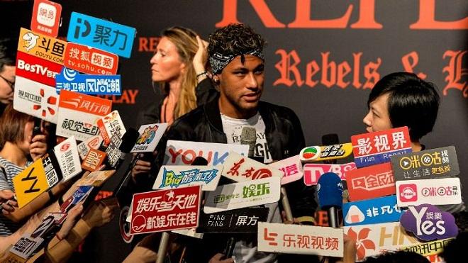 Rời Trung Quốc, Neymar sẽ tới Qatar, Paris, hay... quay lại Barca tập luyện?