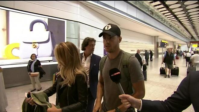 Morata đã tới London để kiểm tra y tế, sẵn sàng hội quân cùng Chelsea vào tuần sau