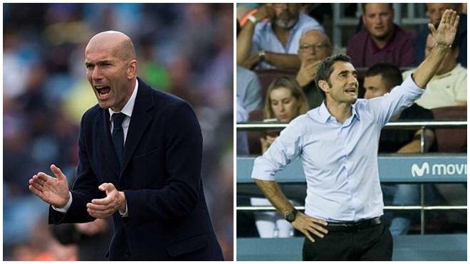 HỌ ĐÃ NÓI, Zidane: 'Thẻ đỏ với Ronaldo là quá nặng'. Valverde: 'Real có hàng tiền vệ quá mạnh'