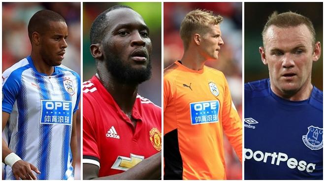 Lukaku và Rooney dẫn đầu đội hình tiêu biểu vòng 1 Premier League