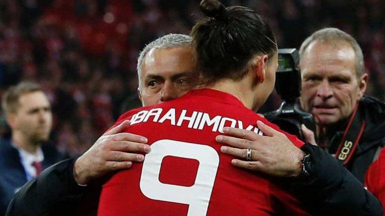 Mourinho bất ngờ gửi lời cảnh báo tới Ibrahimovic