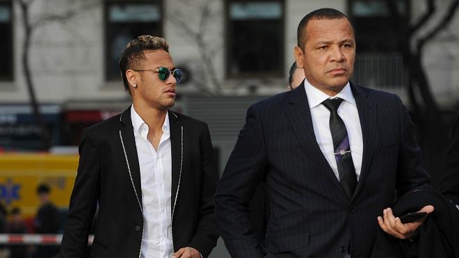 Bố Neymar tố Barca quỵt 'tiền thưởng trung thành' lên đến 26 triệu euro