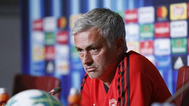 Mourinho: 'Trước khi tôi đến, Real thậm chí còn không đứng đầu bảng ở Champions League'