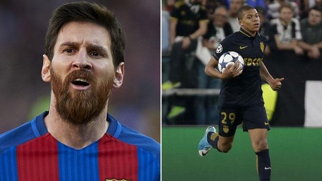 Guardiola: 'Mbappe ư? Chẳng ai có thể ngồi chung mâm với Messi'