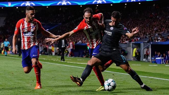 Với Hazard ở phong độ cao, Chelsea chẳng ngán đối thủ nào ở Champions League