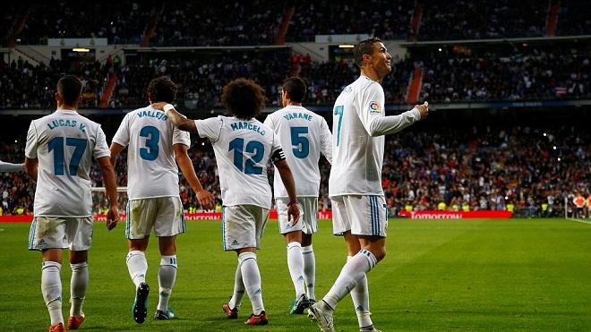 ĐIỂM NHẤN Real Madrid 3-2 Malaga: Ronaldo giải hạn, Zidane cần nâng cấp hàng thủ