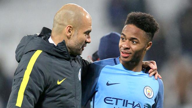 Sterling đã trưởng thành và là con bài tối quan trọng của Pep Guardiola