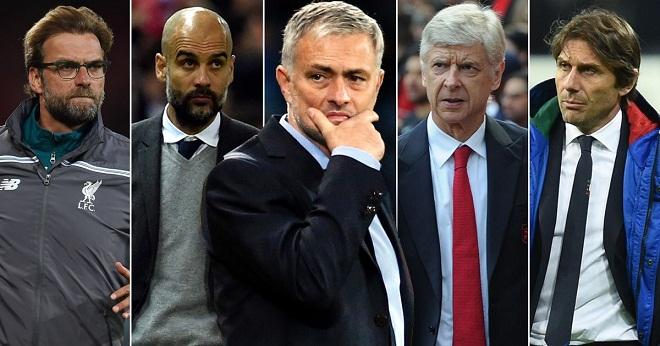 M.U của Mourinho quá nhỏ bé trên sân của Top 6 Premier League