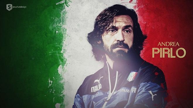 Andrea Pirlo: Tạm biệt anh, tiền vệ lãng mạn cuối cùng...
