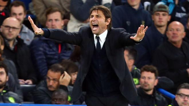 Conte đã chứng minh ai mới là ông chủ thật sự ở Chelsea