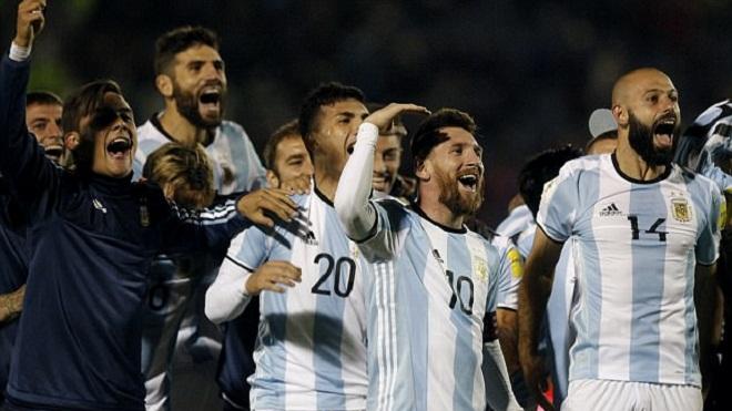 Messi hứa đi bộ... 68km nếu Argentina vô địch World Cup