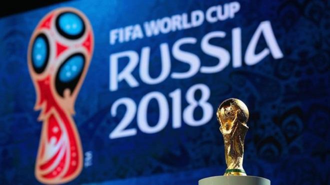 Bốc thăm World Cup 2018 và những điều cần biết