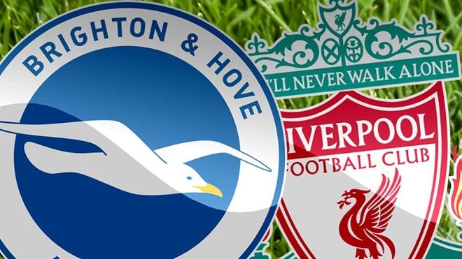 Video clip highlights bàn thắng trận Brighton 1-5 Liverpool