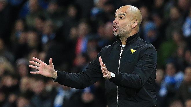 M.U chú ý: Pep Guardiola thề sẽ dùng 4 tiền đạo để đối phó với những đội tử thủ