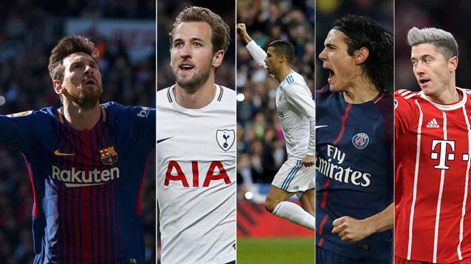 Không phải Ronaldo, Harry Kane mới là người sẽ vượt mặt Messi