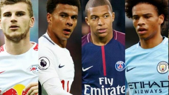 Top 20 cầu thủ U21 giá trị nhất hành tinh: Mbappe vô đối, Asensio thua cả Ndidi