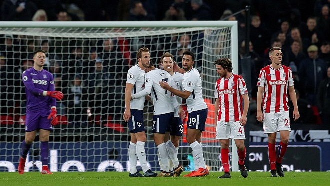 Loạt 22h Premier League (9/12): Tottenham đã tìm lại mạch thắng, Palace chôn chân ở nhóm xuống hạng