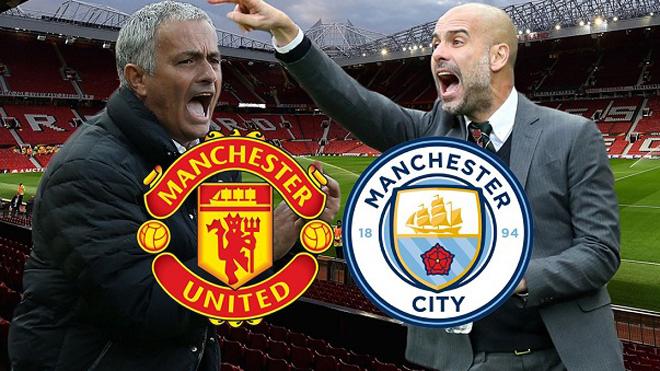 Mourinho cần cắt 'tay phanh' của M.U nếu muốn chiến thắng Man City