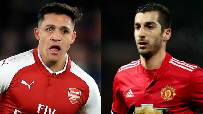 CHUYỂN NHƯỢNG 16/12: Mourinho sẵn sàng đổi Mkhitaryan lấy Sanchez. Mahrez có giá 100 triệu