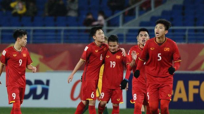 ẢNH CHẾ: U23 Việt Nam thắng U23 Iraq, Tiến Dũng được so với Neuer, Casillas, De Gea,... nhận Quả bóng vàng