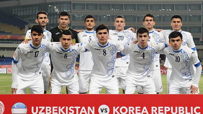 Dự đoán đội hình xuất phát của U23 Uzbekistan trong trận chung kết