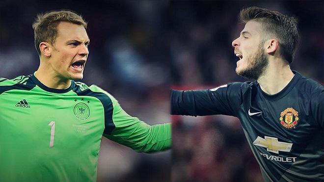 CHUYỂN NHƯỢNG M.U 29/1: Chiêu mộ Neuer thay thế De Gea. Đứng ngồi không yên vì Fabinho