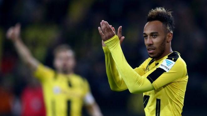 Arsenal đạt thỏa thuận chiêu mộ Aubameyang với giá kỷ lục
