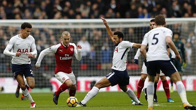 ĐIỂM NHẤN Tottenham 1-0 Arsenal: Harry Kane là sự khác biệt. Nỗi thất vọng mang tên Mkhitaryan